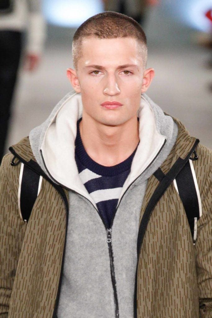 New buzz cut men's hair ideas to try