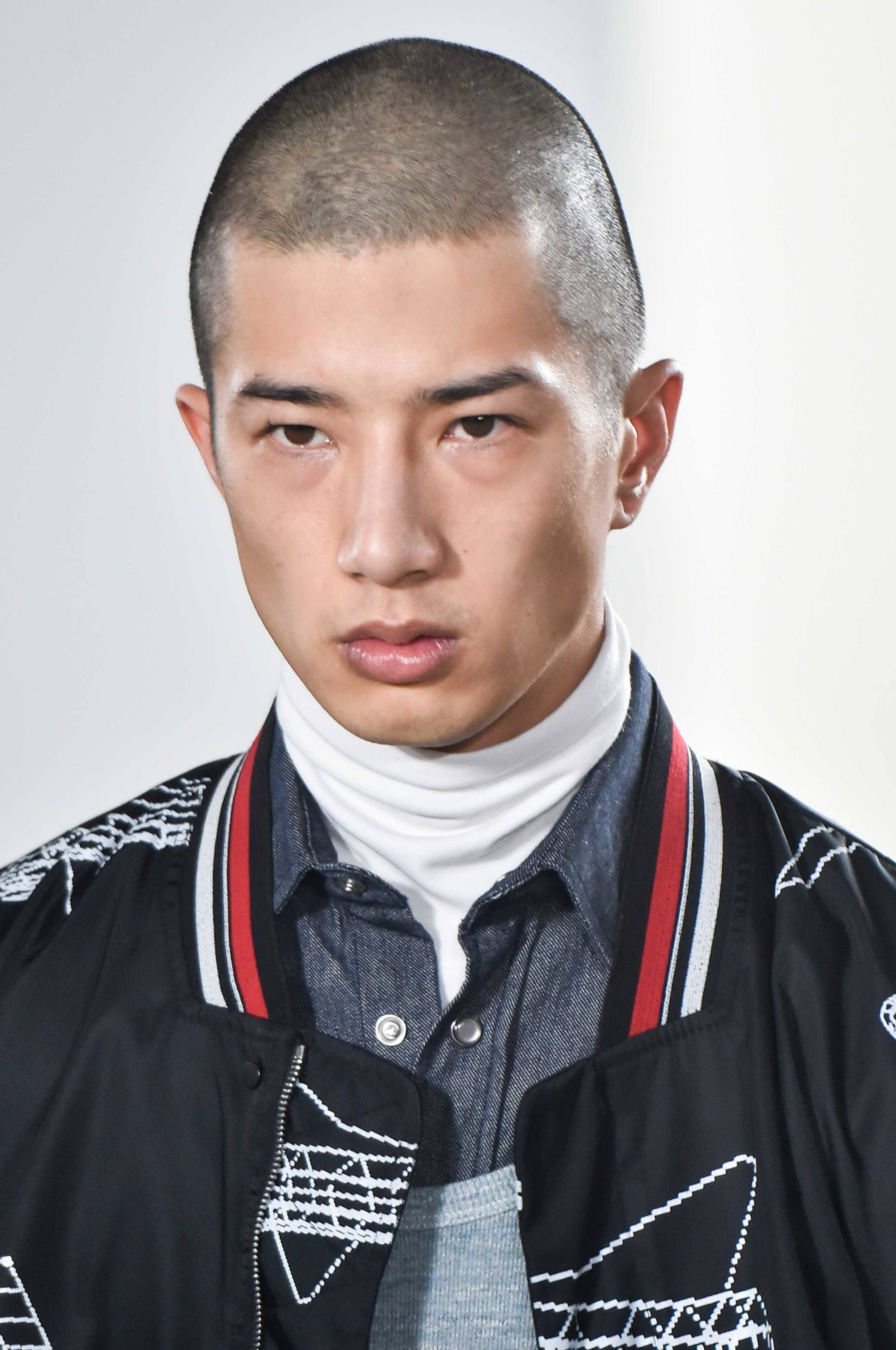 New buzz cut men's hair ideas to try close cropped buzz