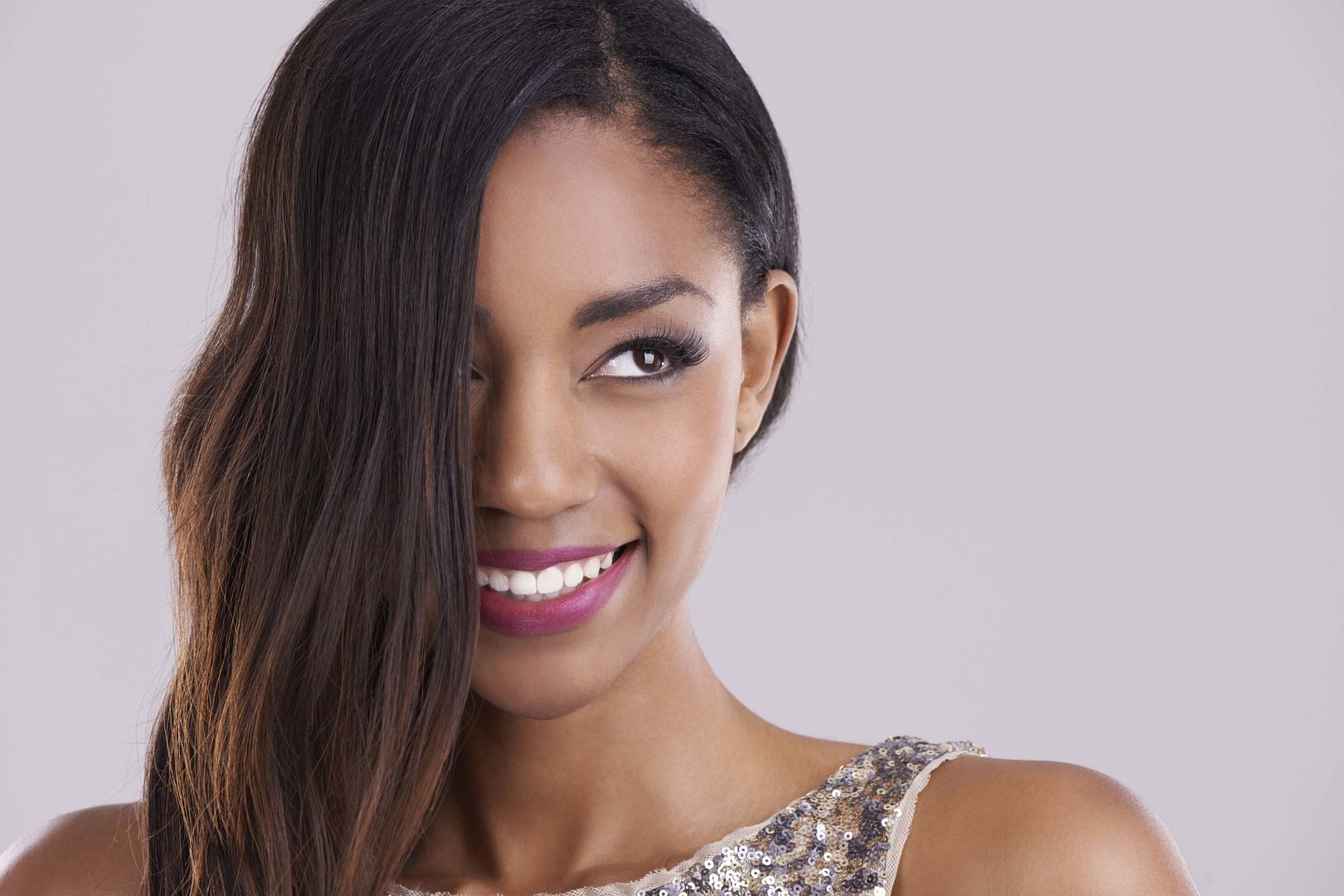 caring for color-treated relaxed hair