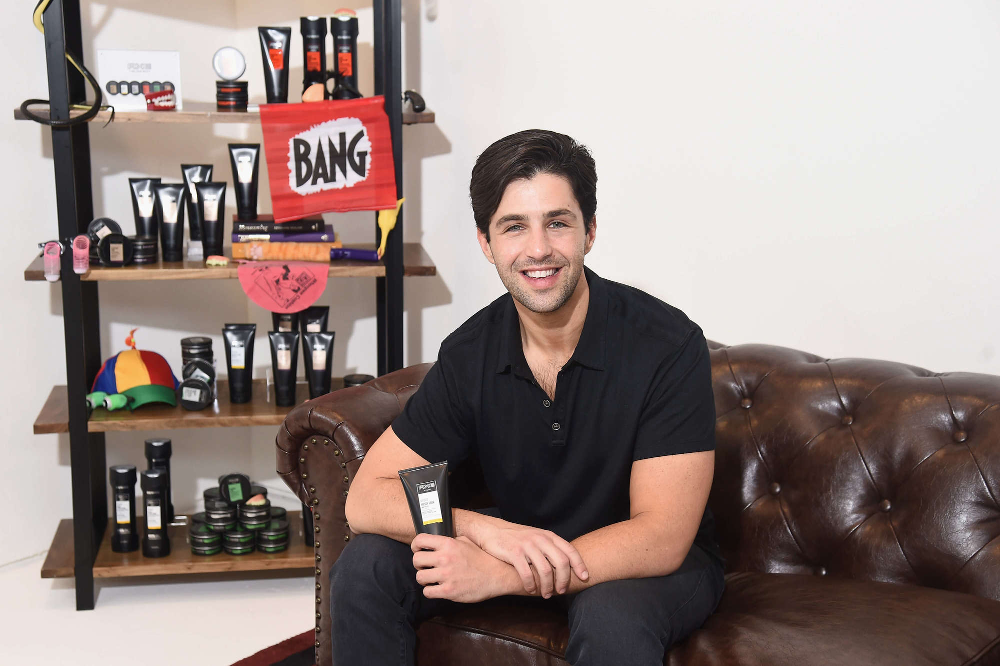 easy hairstyles for guys axe hair creator josh peck