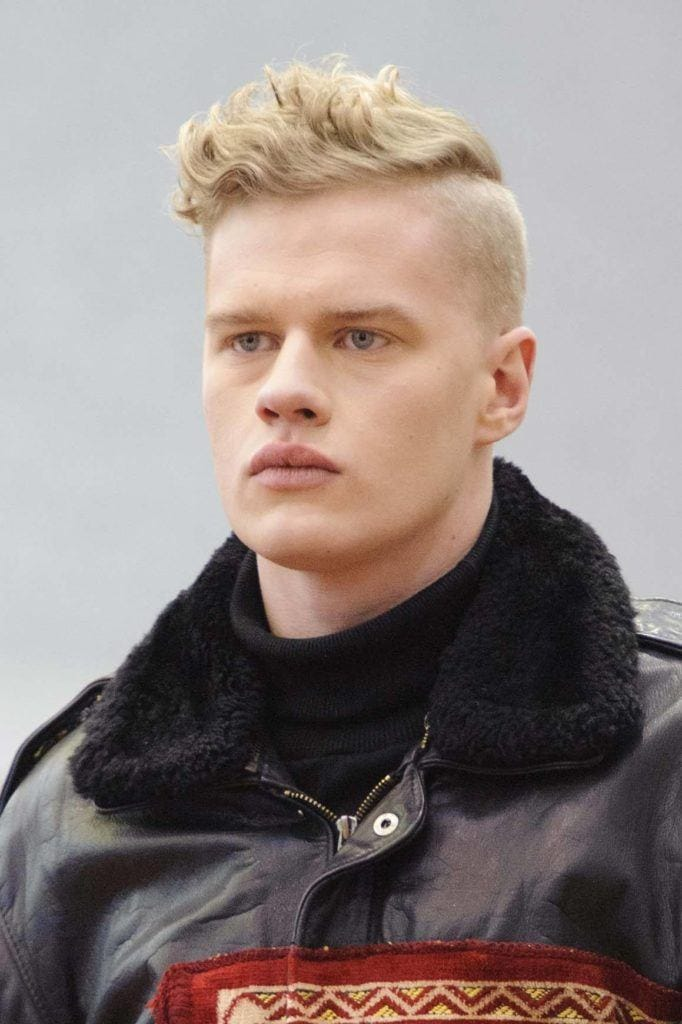 New ways to wear a high fade haircut