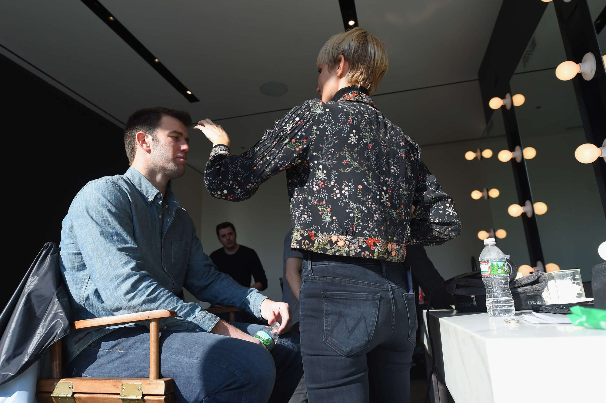 how to style men's hair amy and brodie