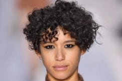 curly popular short haircuts