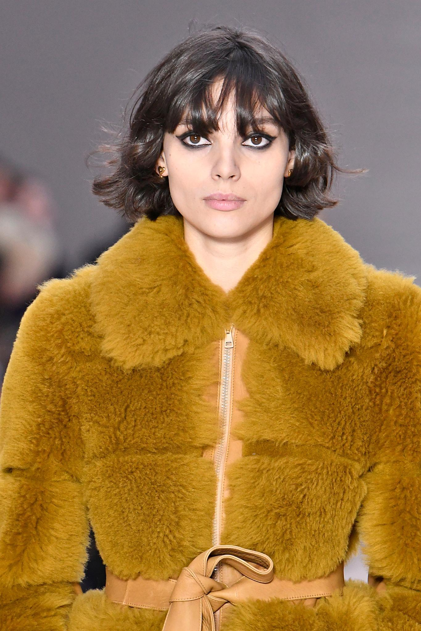 Tousled Short Hair Get The Runway Look On Any Hair Type