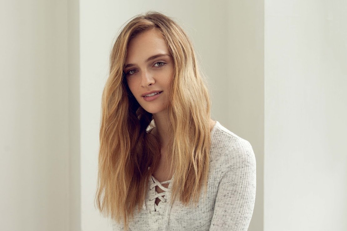 cute spring break hair looks: perfect waves