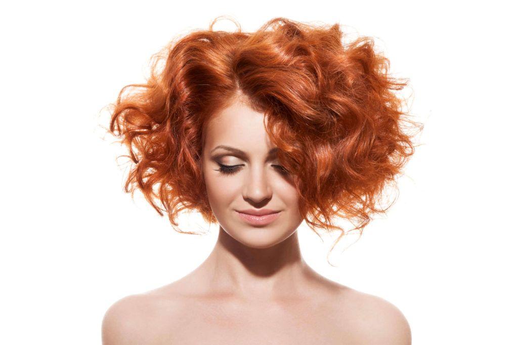 Spring Hair Color: Copper Color