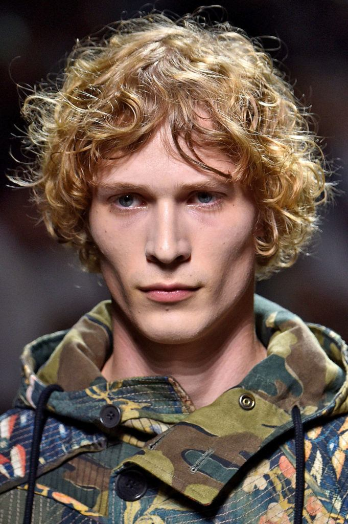 Learn how to style man curls this year.