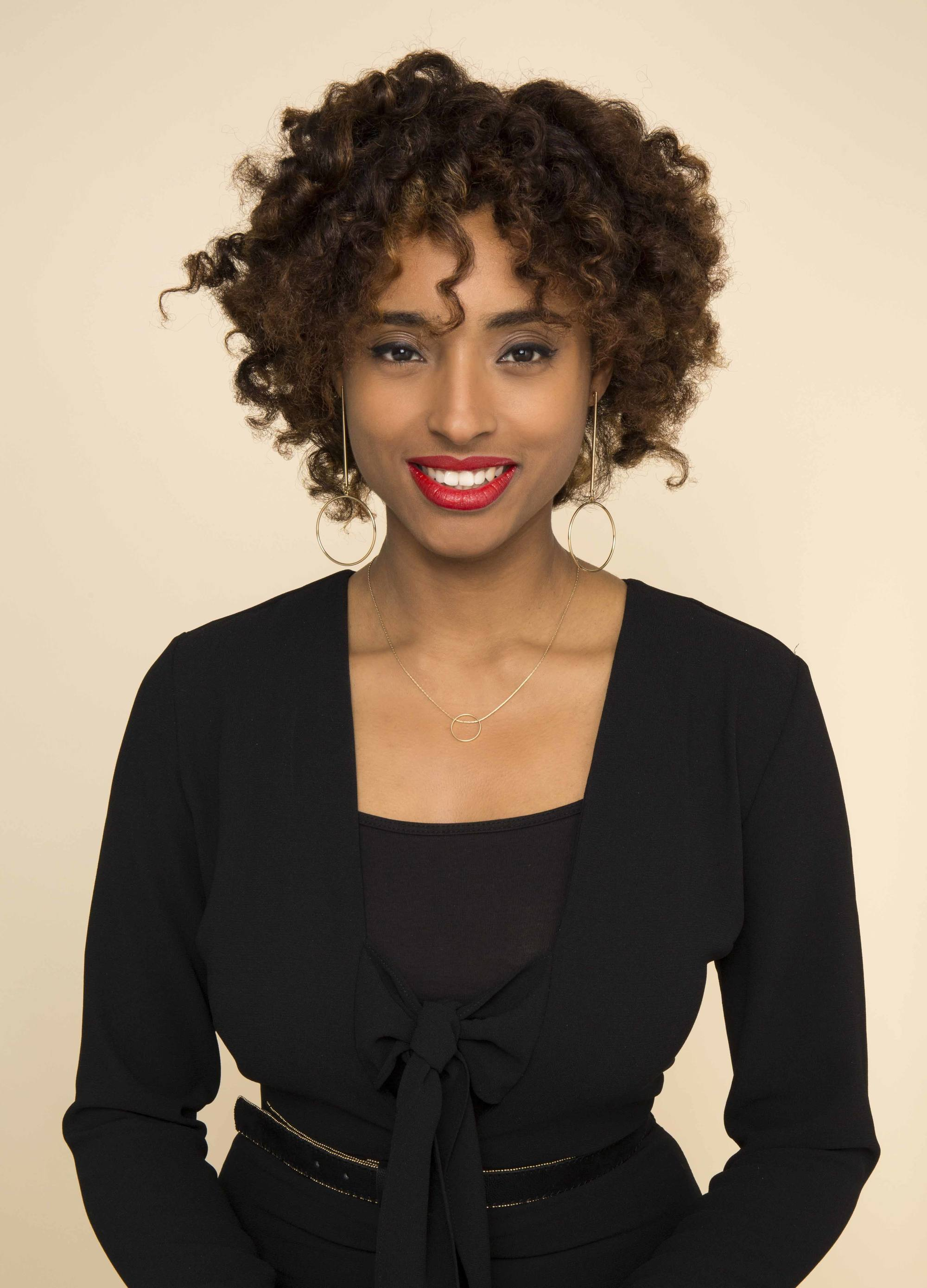 15 Transitioning Hairstyles To Try For Natural Hair This