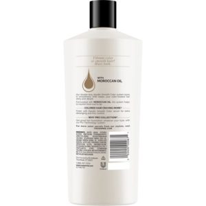 tresemme keratin smooth color hair conditioner rear view