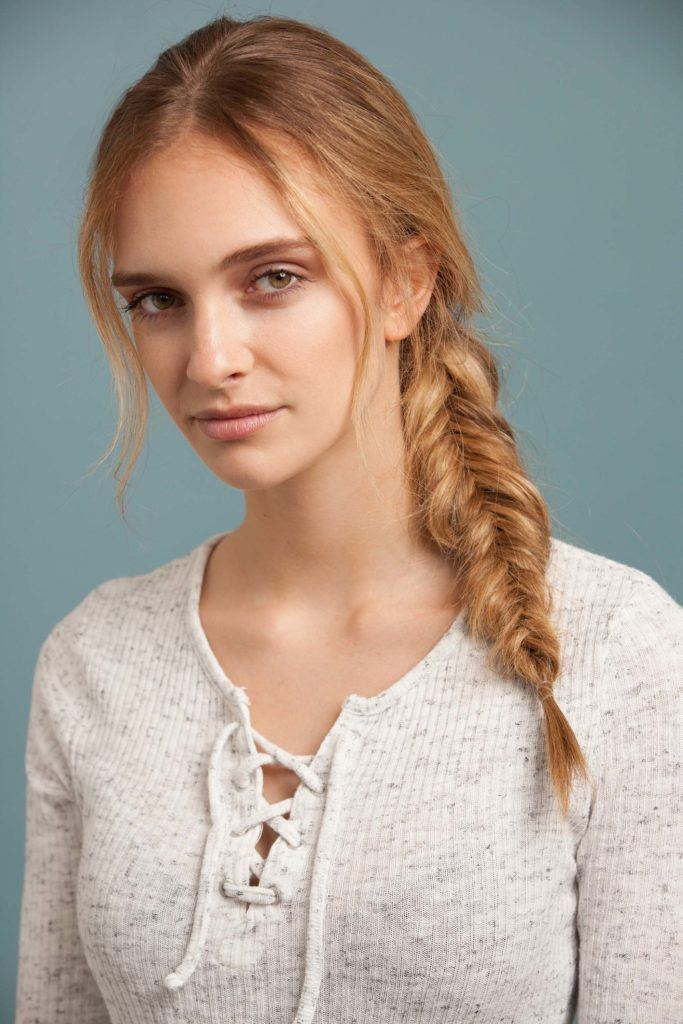 fishbone hair styles fishbone braid hairstyle ideas and hair trends to try 6601