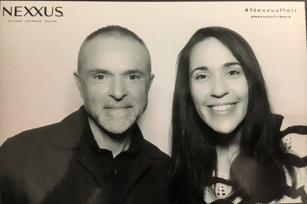 tribeca film festival at nexxus with serena norr
