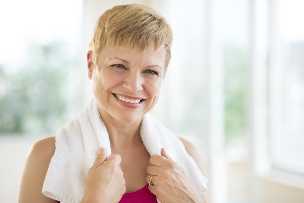 9 Pretty And Practical Short Haircuts For Women Over 50