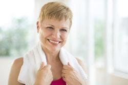 fringed short haircuts for women over 50