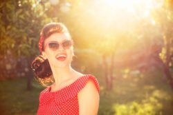50 hairstyles with vintage headband