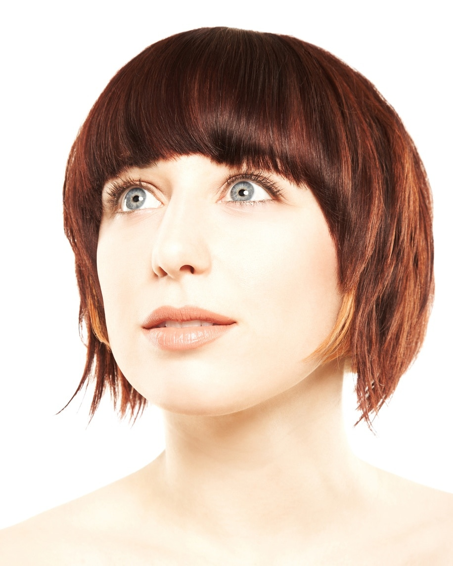 A-Line With Bangs Hairstyles And Trends To Try Out