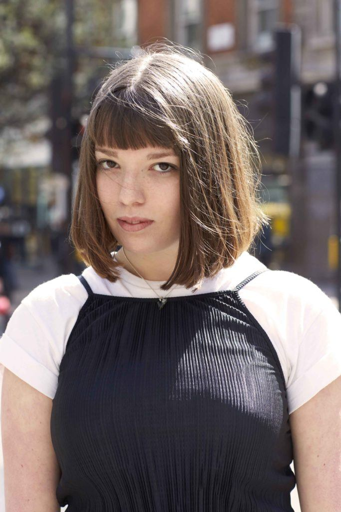 30 Strong Sexy A Line With Bangs Haircuts As Inspired By Our Fave