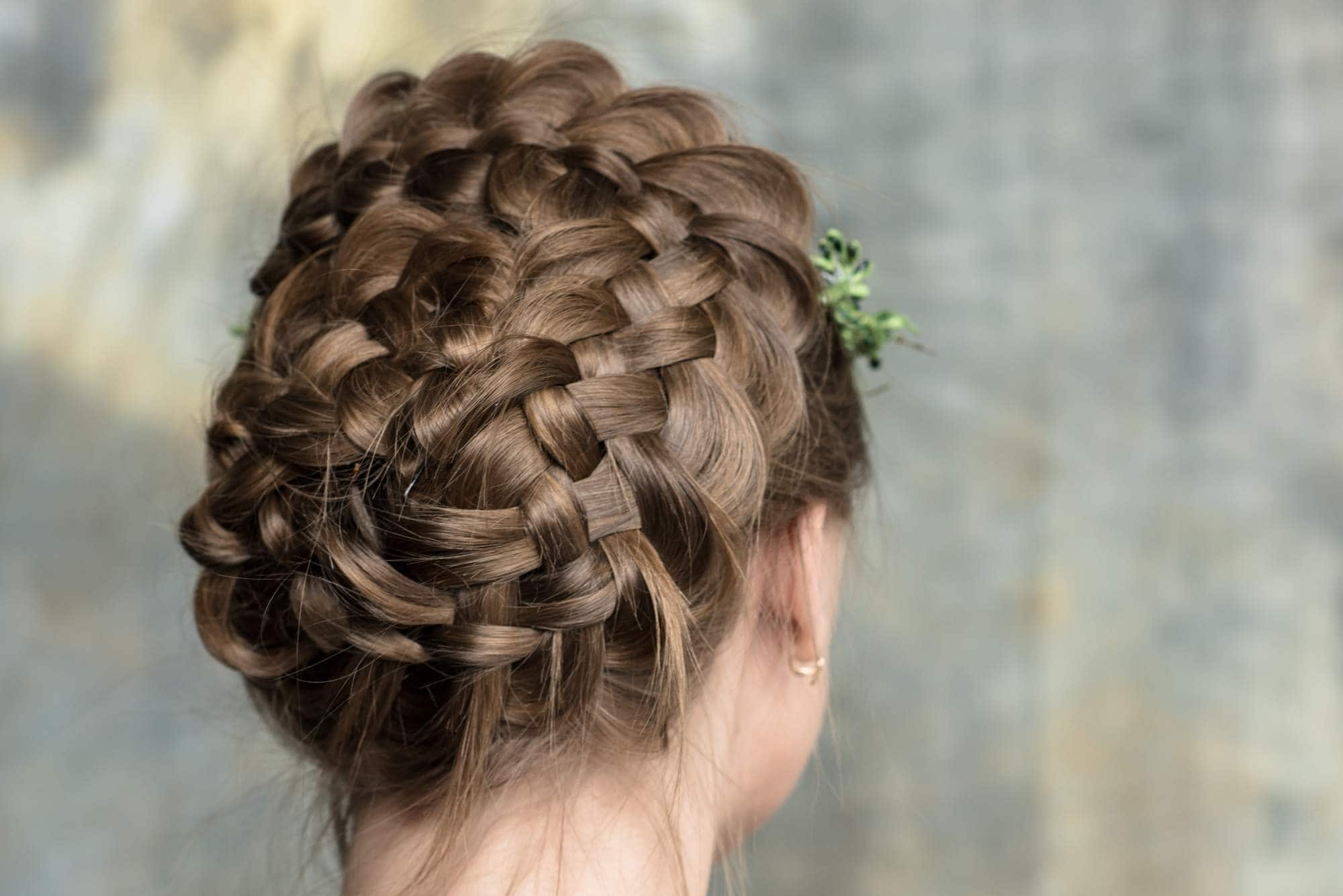basket braided updos for long hair