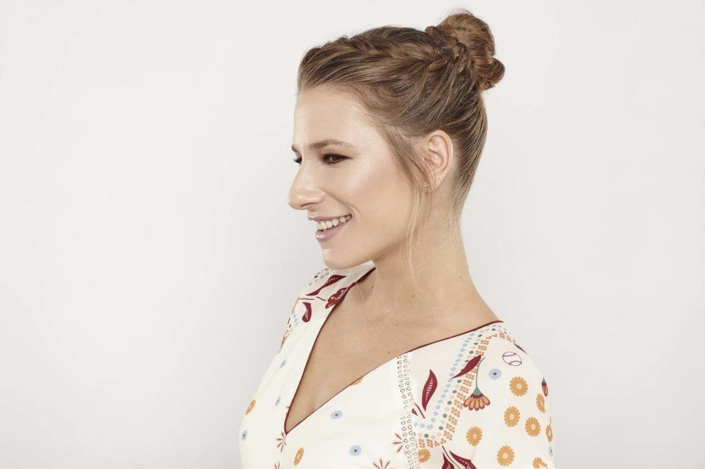 high braided updos for long hair