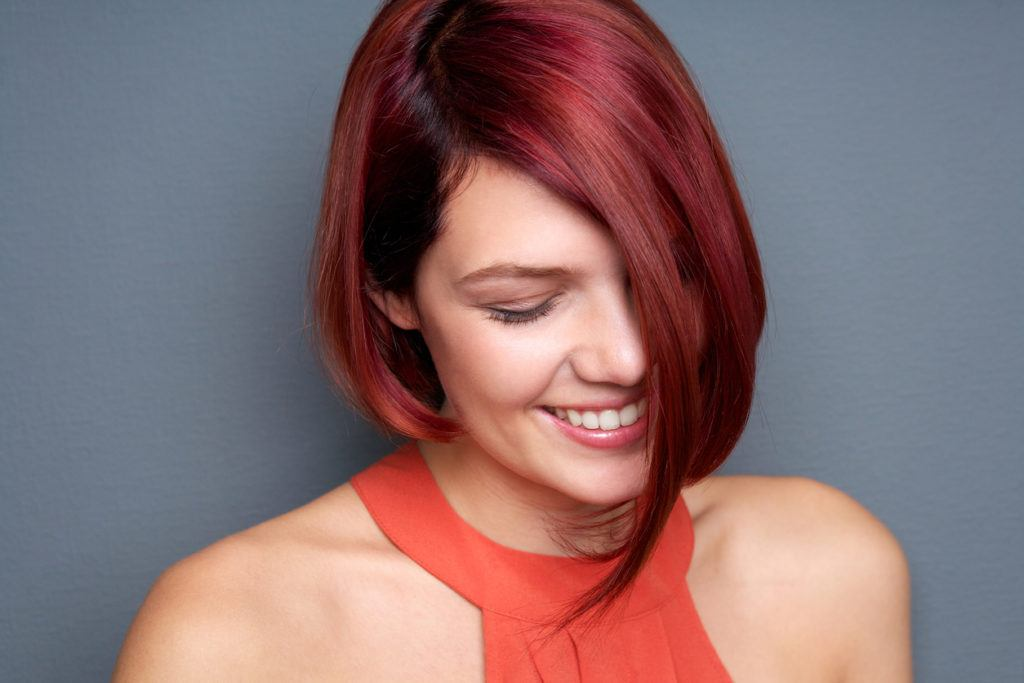 Burgundy Hair Ideas And Hair Color Trends To Try This Season