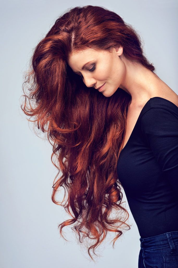 Burgundy hair ideas and hair color trends to try this season golden burgundy urmus Image collections
