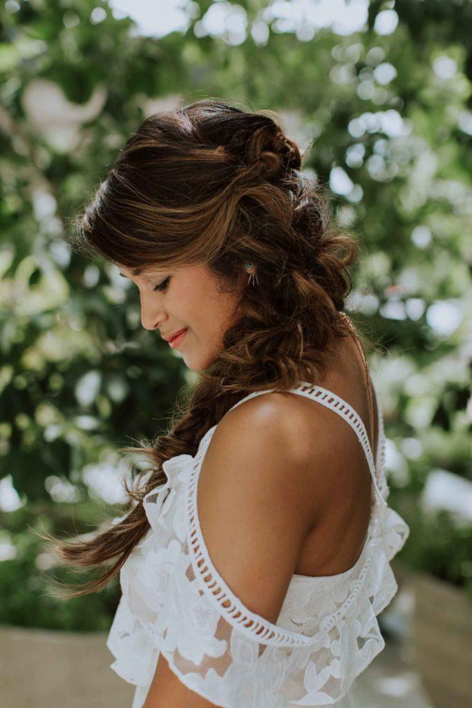 curly braids: textured braids