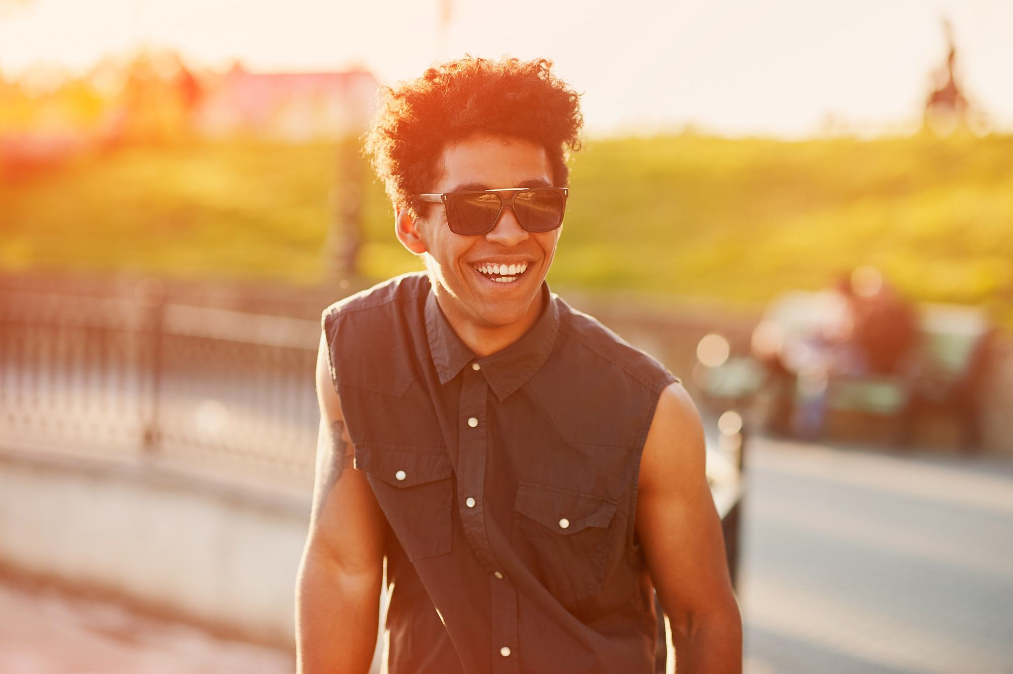 mens curly hair products black short hair