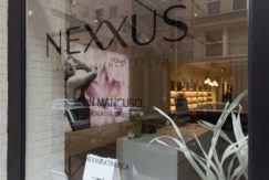 Nexxus tribeca salon in NYC