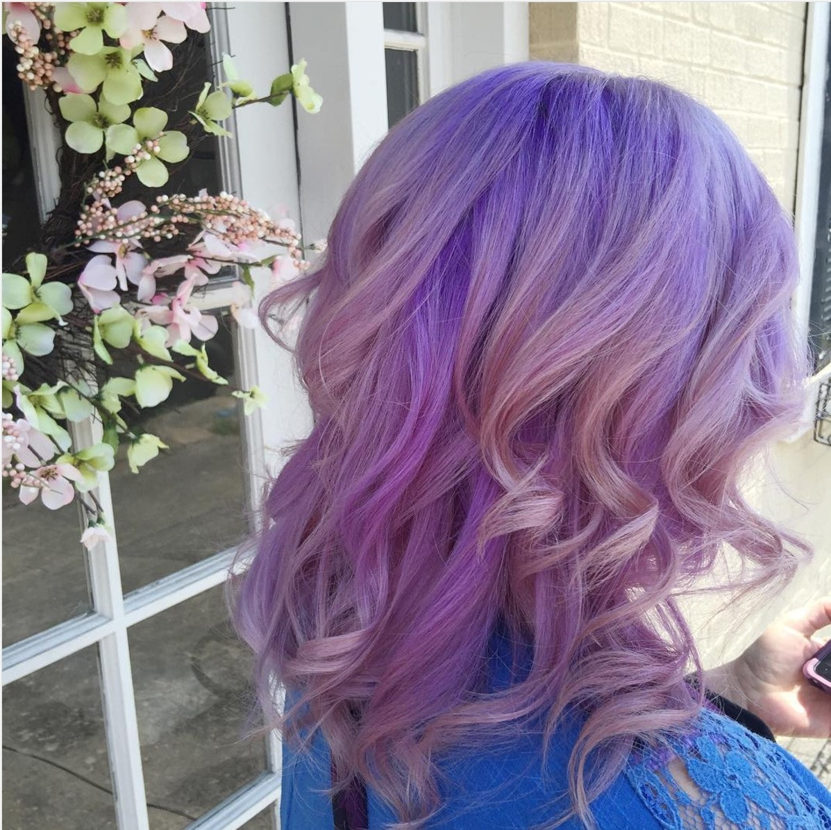 pink and purple hair ideas