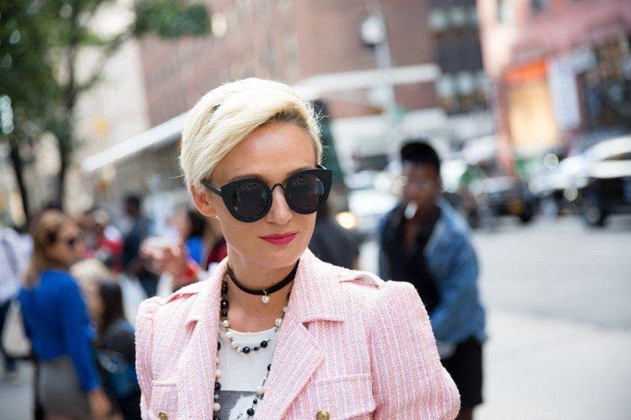 short choppy hairstyles with the pixie