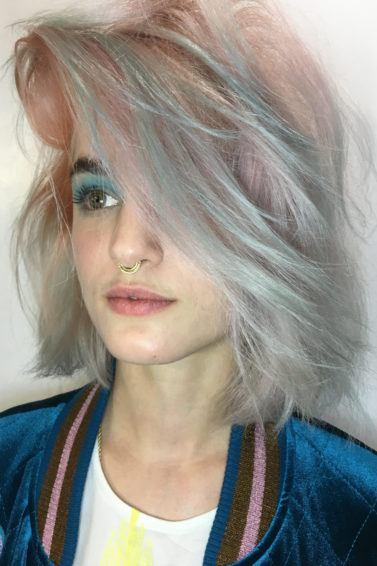 unicorn hair trend