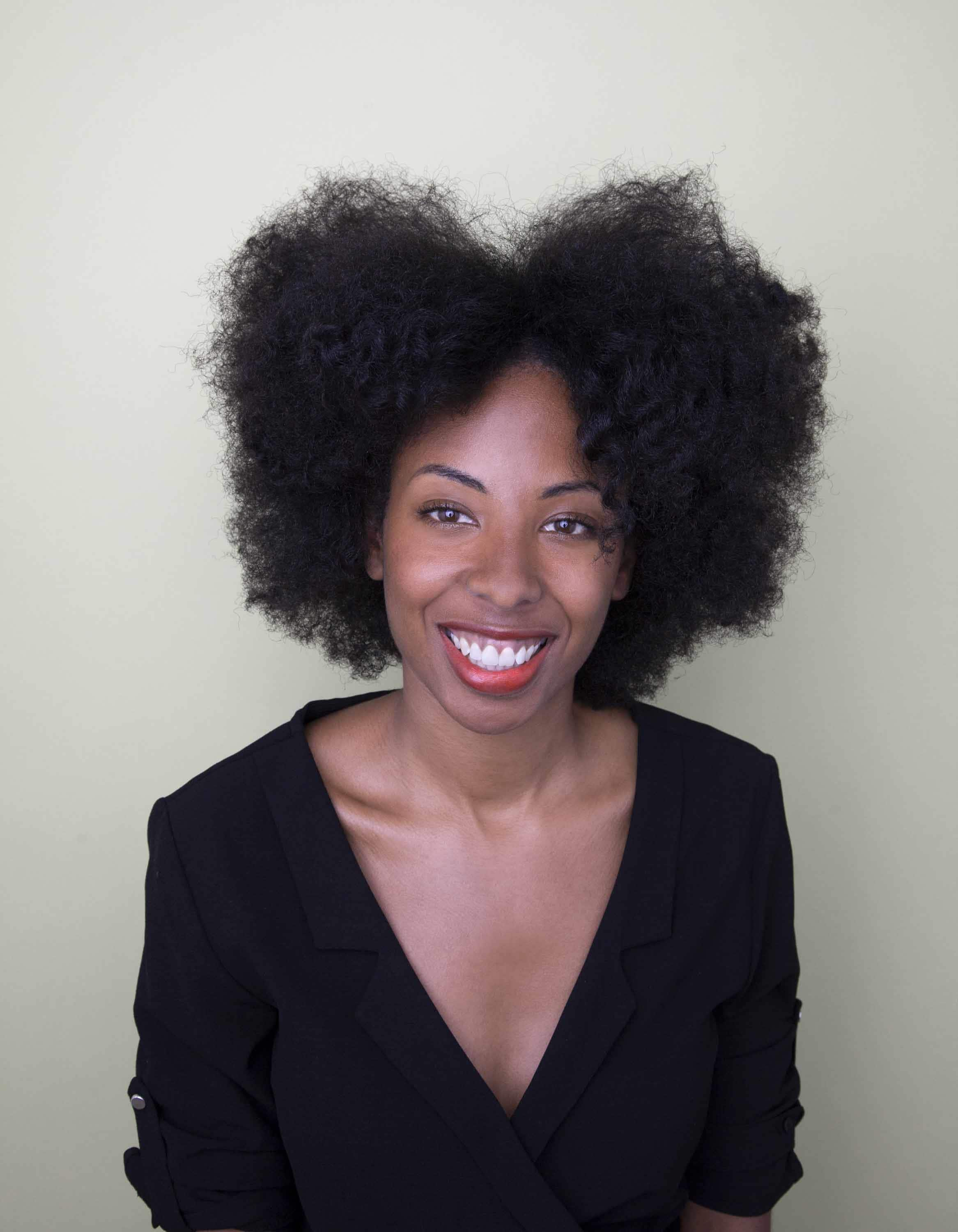 Afro hairstyles and hair trends plus afro hair styling tips afro hairstyles with a cool center part urmus Gallery