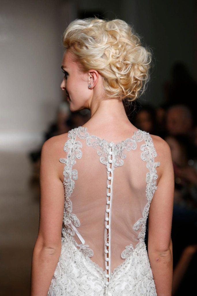 beach wedding hairstyles chignon