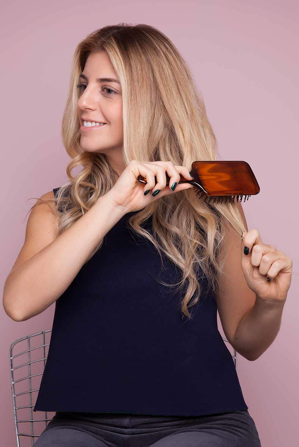 best hair brush for straight styles
