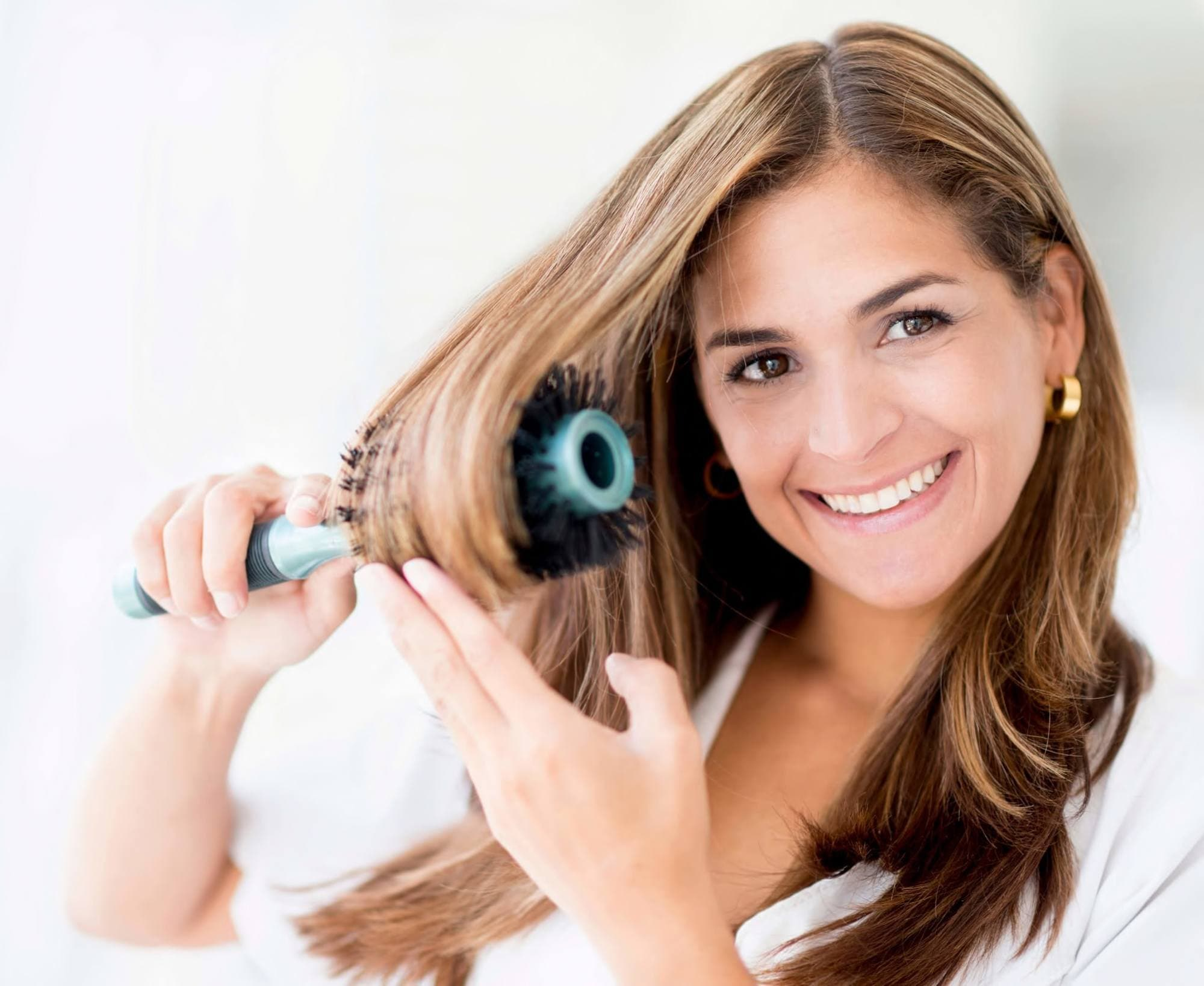 best hair brush for blowouts