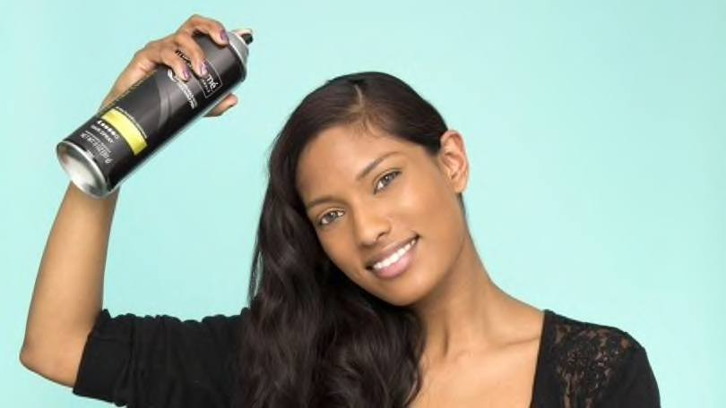 best hairspray for creating waves