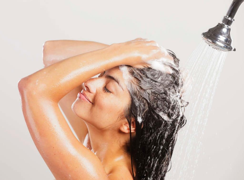 best shampoo for hard water showers