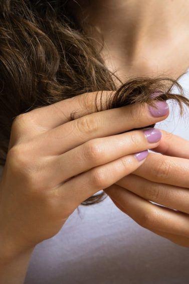 best shampoo for split ends main