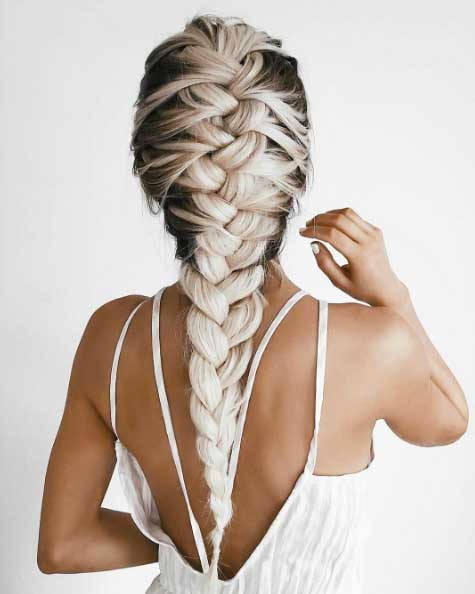 Black And Blonde Ombre 23 Gorgeous Ways To Wear The Look