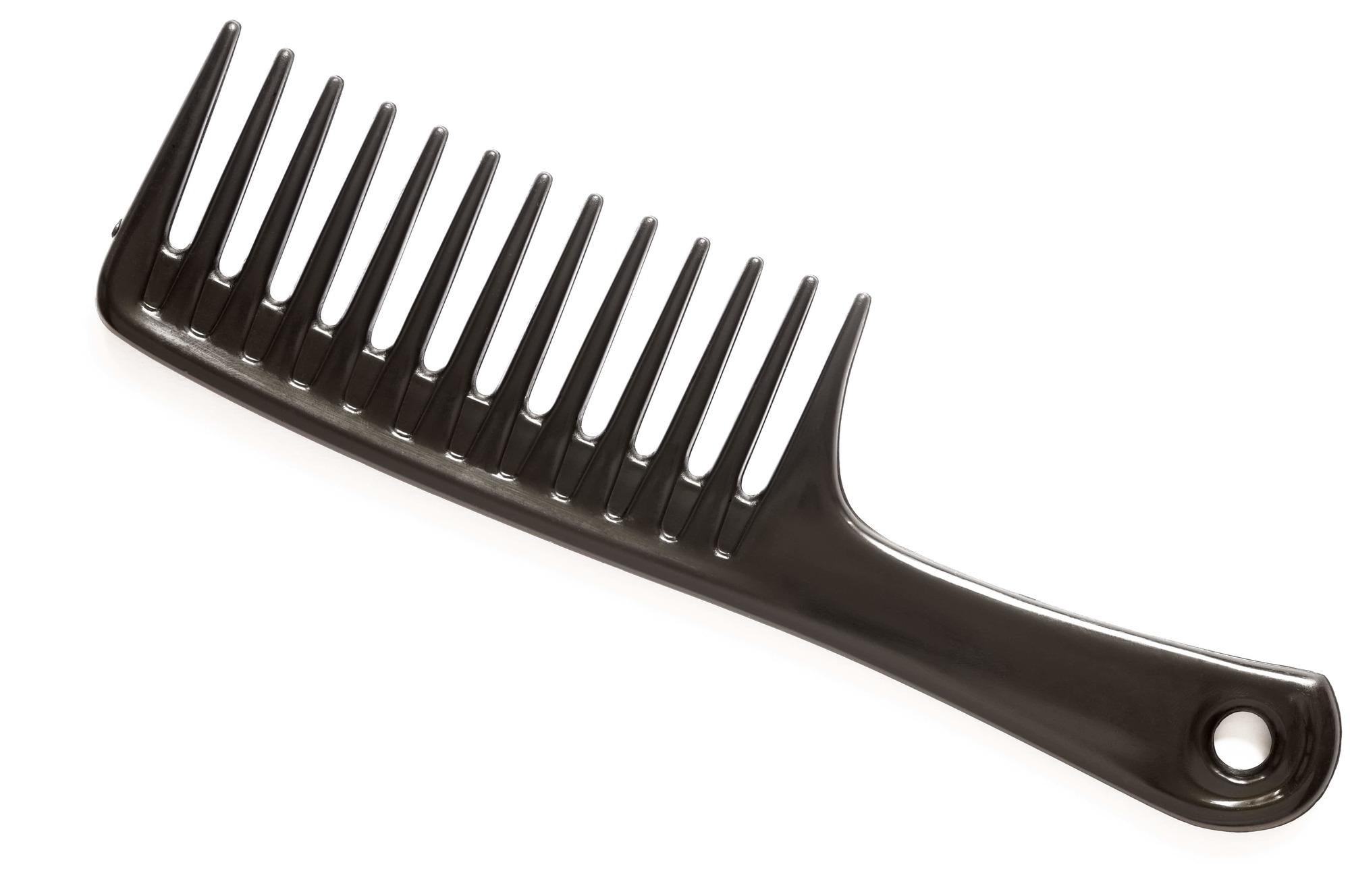detangling comb wide toothed