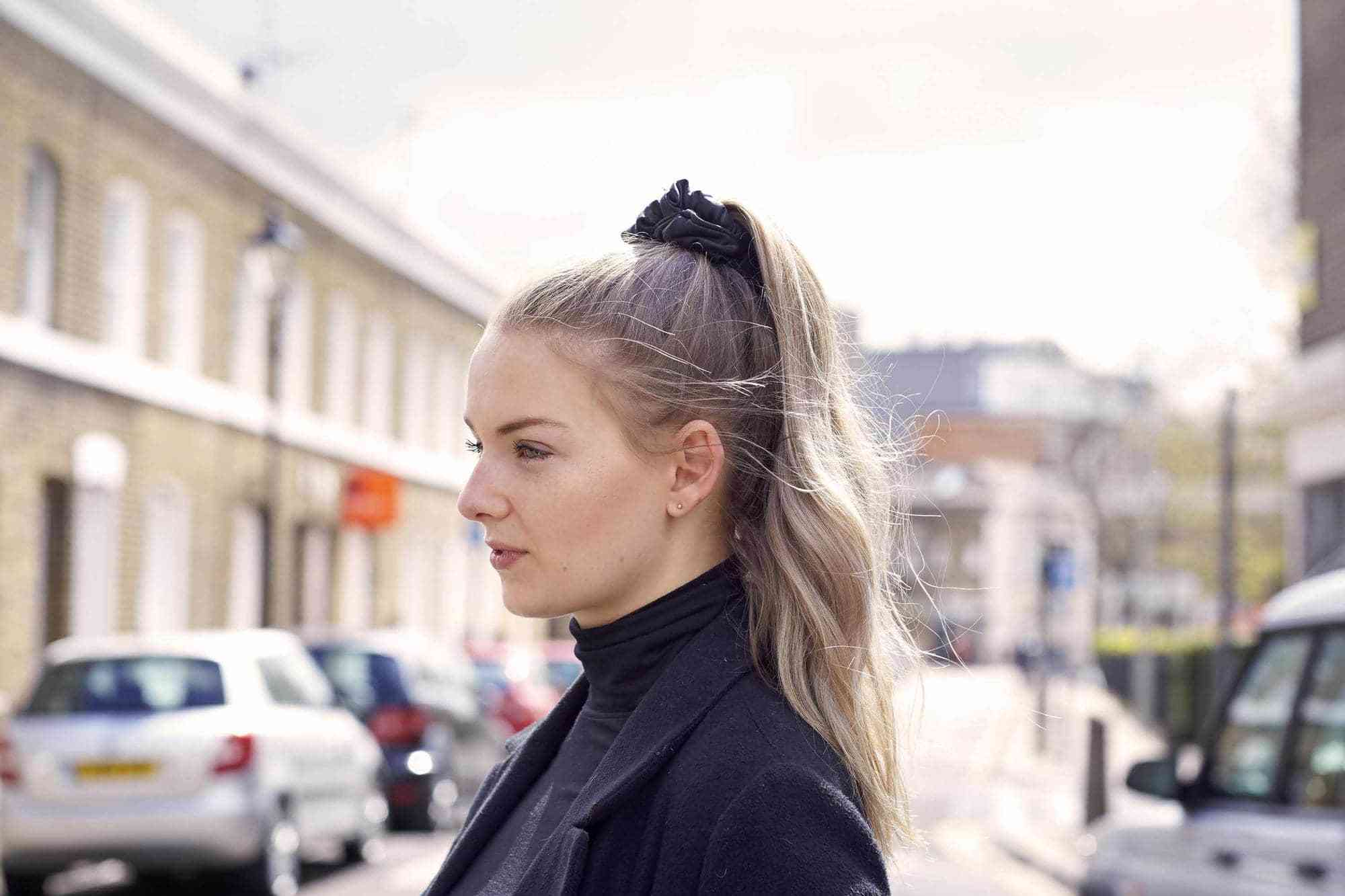 hairstyles 2017 with tight ponytails
