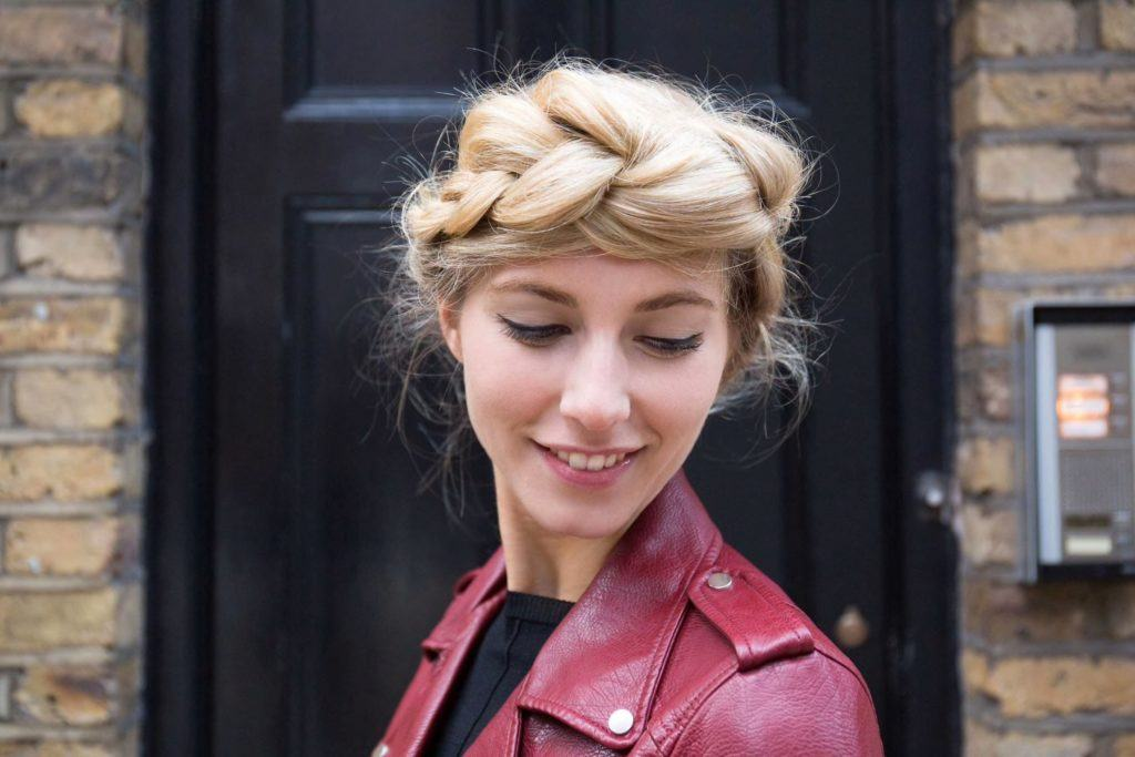 crown braid hairstyles for long faces