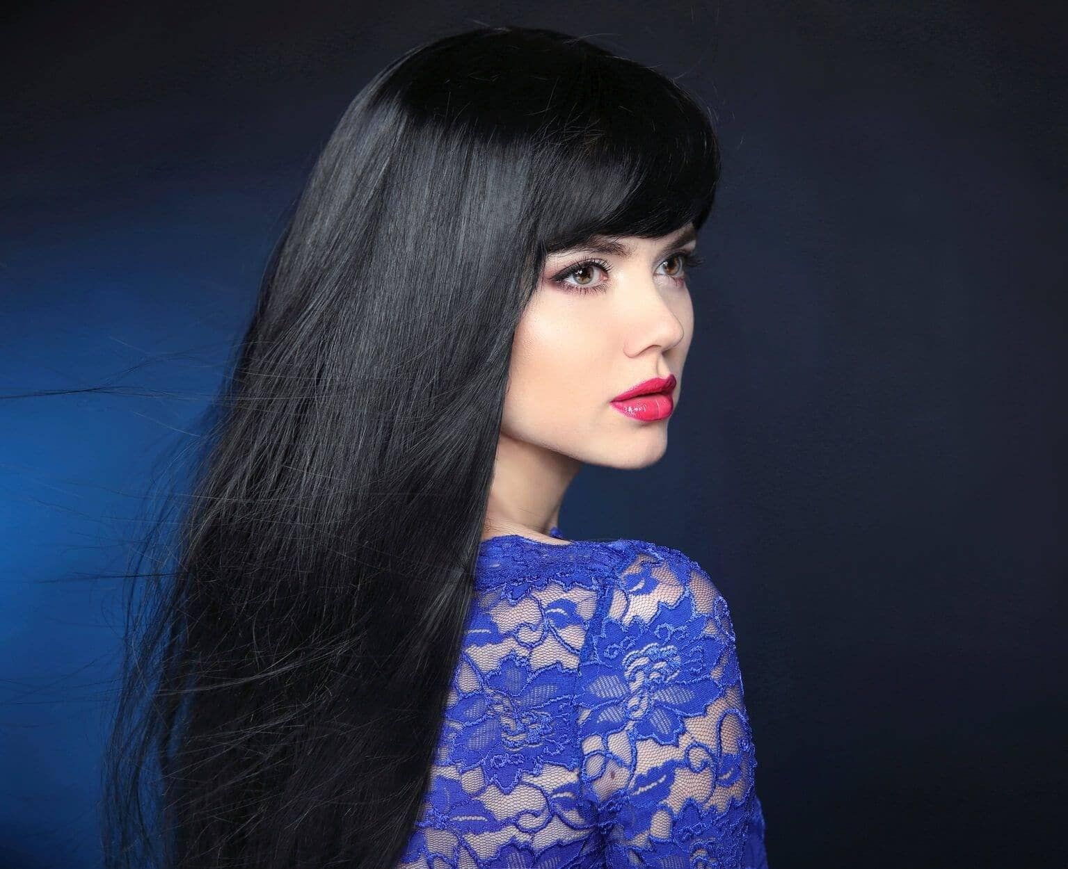 How To Rock Black Hair Color 36 Styles And Maintenance Tips