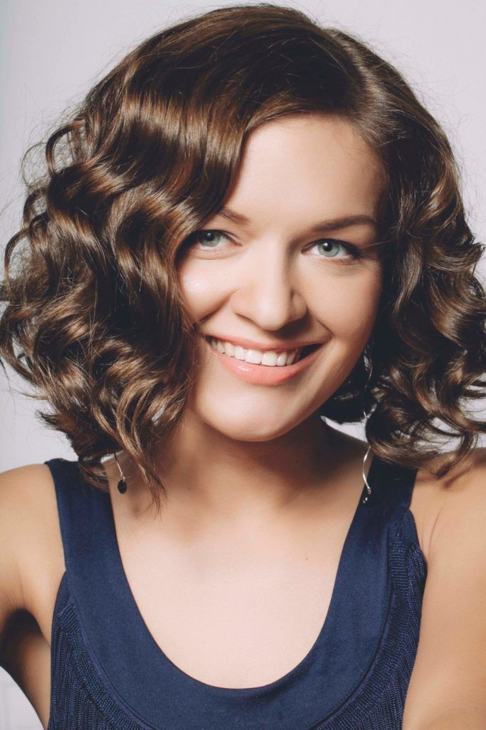 Short Curly Bob Hairstyle Pictures Awesome Hairstyles A Line Haircut Hair The
