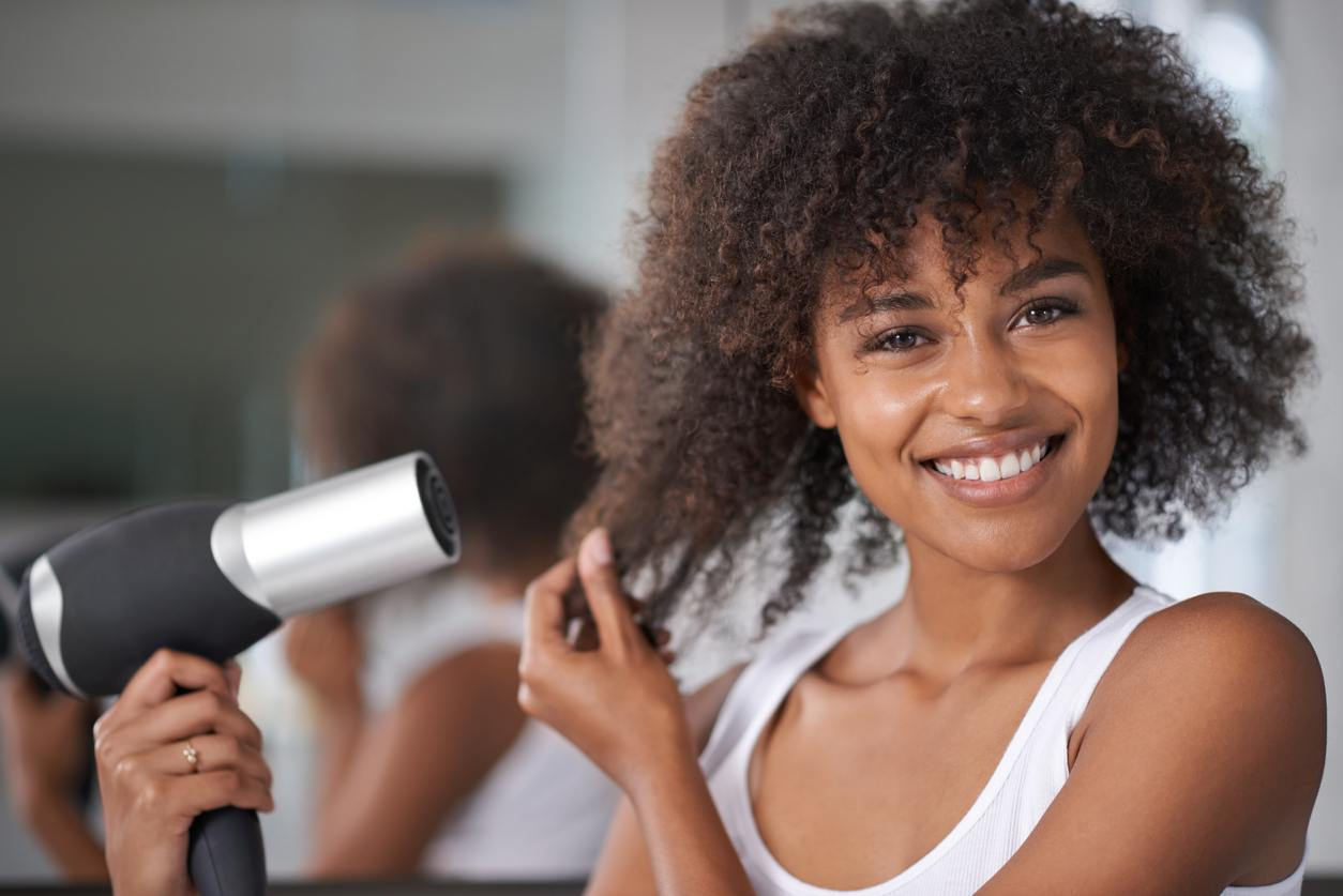 Best Heat Styling Products For Natural Hair