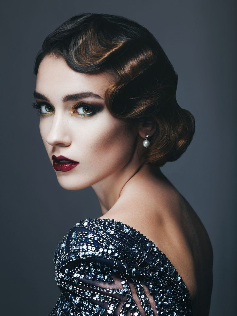 twenties style hair flapper hairstyles hairstyles 2508