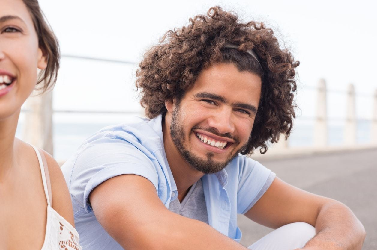 Hairstyles For Men With Thick Curly Hair: Inspiring Styles