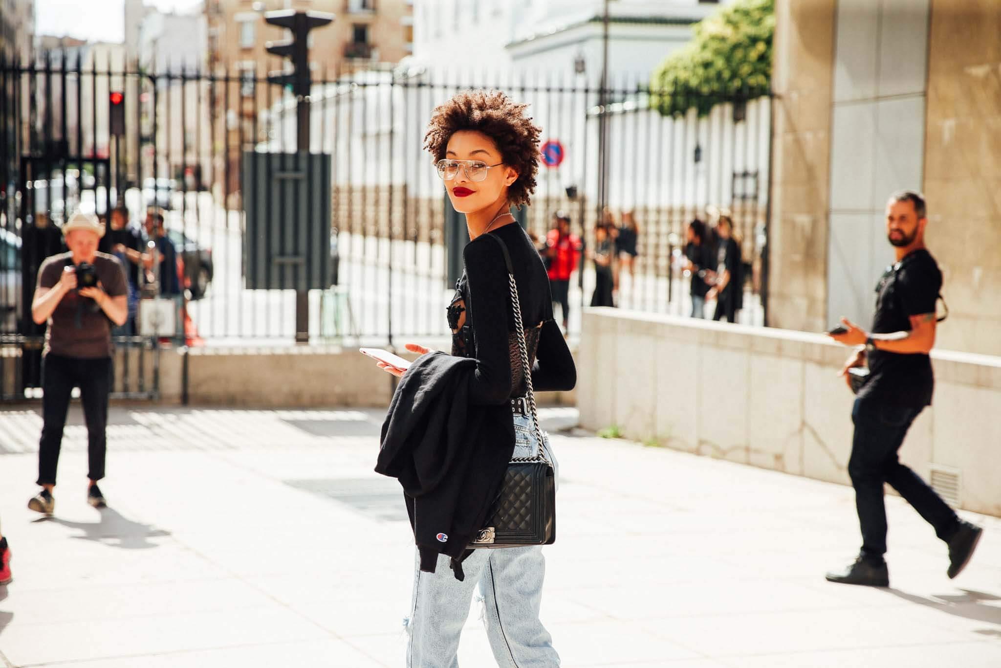 paris street style looks afro