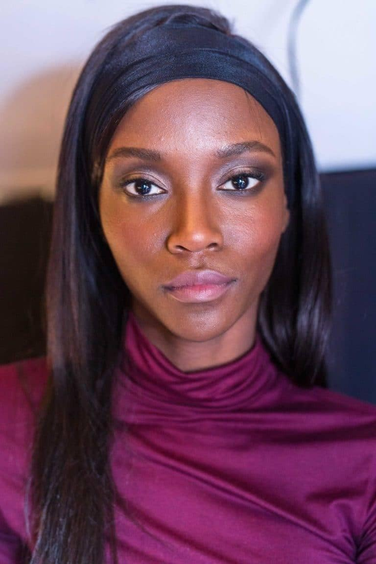 how to care for relaxed hair health: headband hairstyles