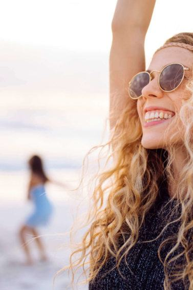 summer hairstyle trends: beach waves