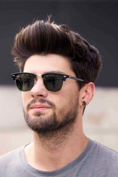 hair mousse for men